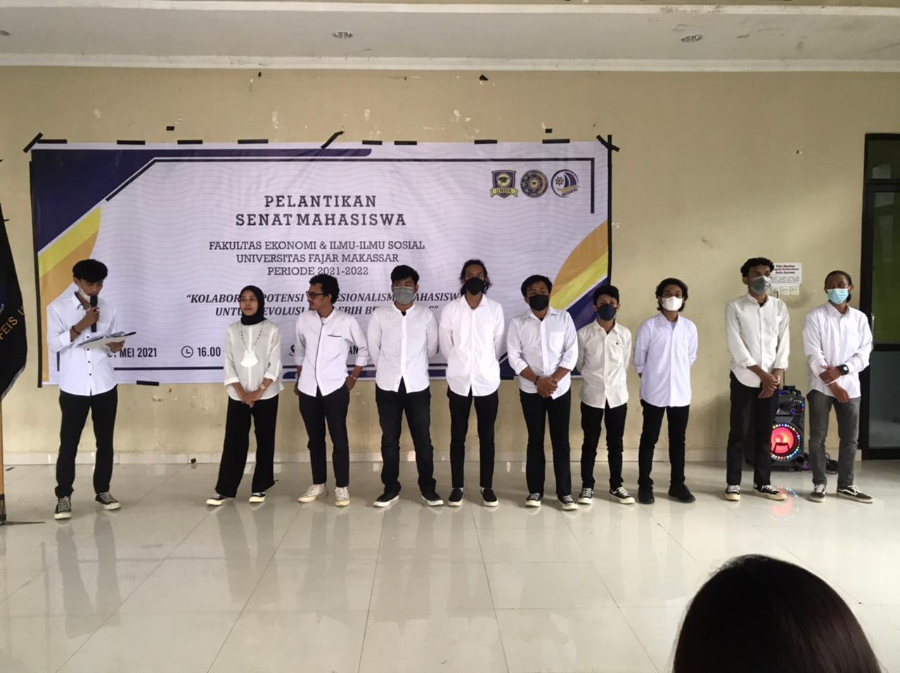 SEMA FEIS Memilih Kolaborasi Karya Sebagai Nama Kabinet